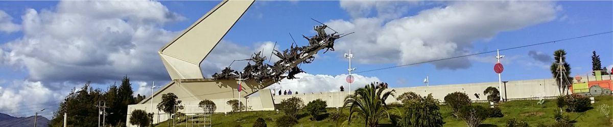 EL MONUMENTO A LOS LANCEROS HACE A BOYACA VISIBLE