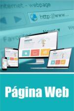 Página Web + Google